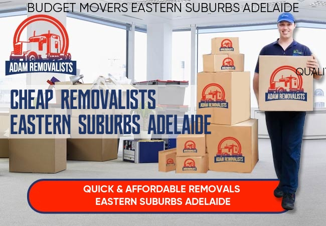 Cheap Removalists Eastern Suburbs Adelaide