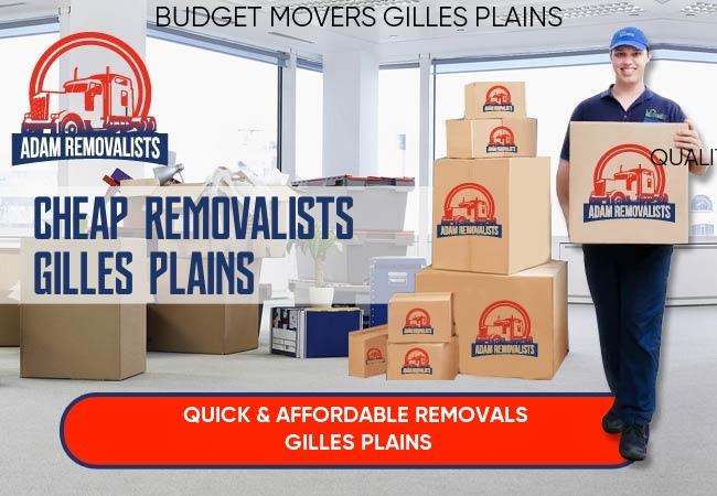 Cheap Removalists Gilles Plains