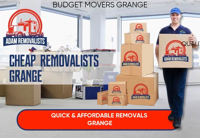 Cheap Removalists Grange