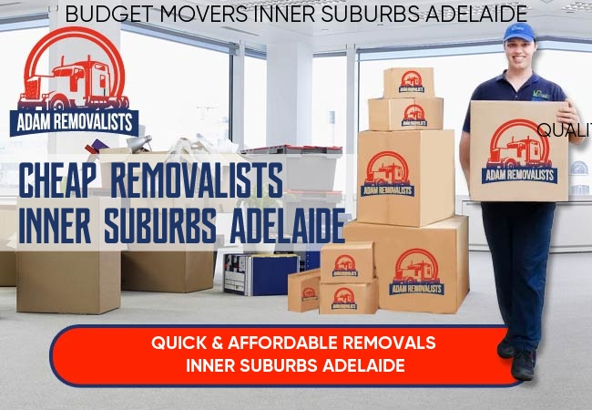 Cheap Removalists Inner Suburbs Adelaide
