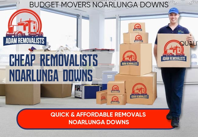 Cheap Removalists Noarlunga Downs