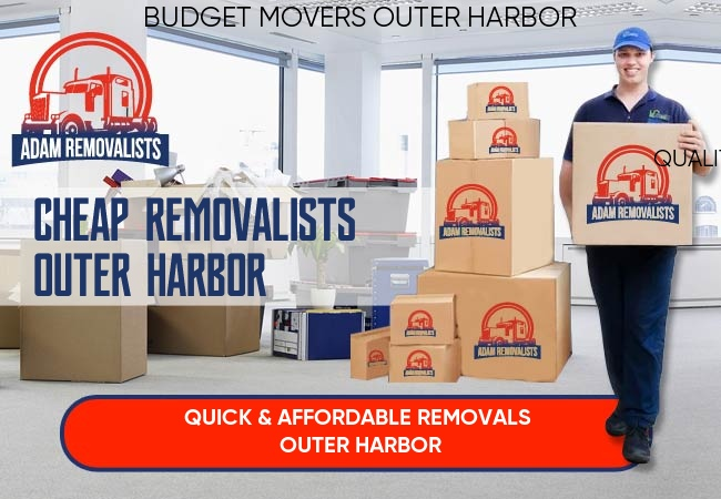 Cheap Removalists Outer Harbor