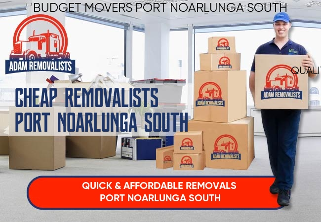 Cheap Removalists Port Noarlunga South