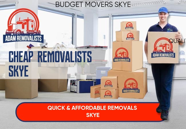 Cheap Removalists Skye