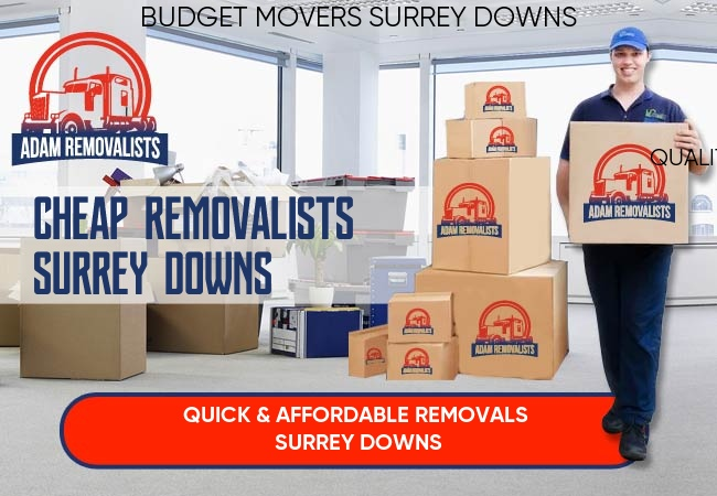 Cheap Removalists Surrey Downs