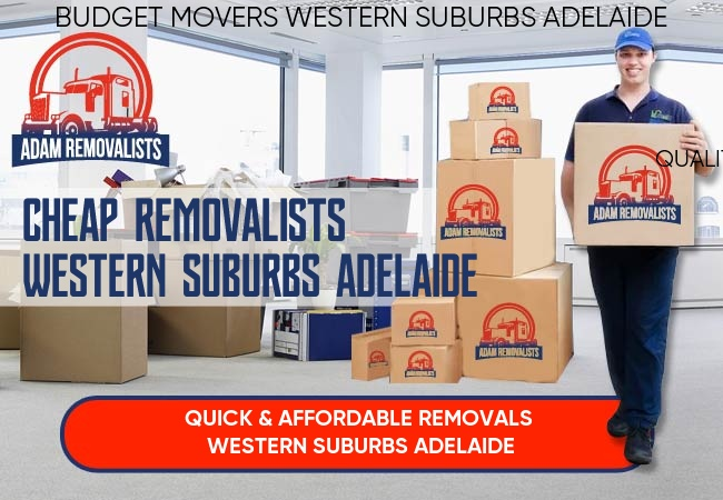 Cheap Removalists Western Suburbs Adelaide
