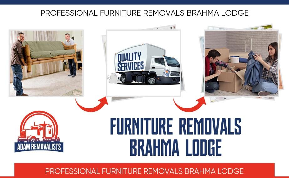 Furniture Removals Brahma Lodge