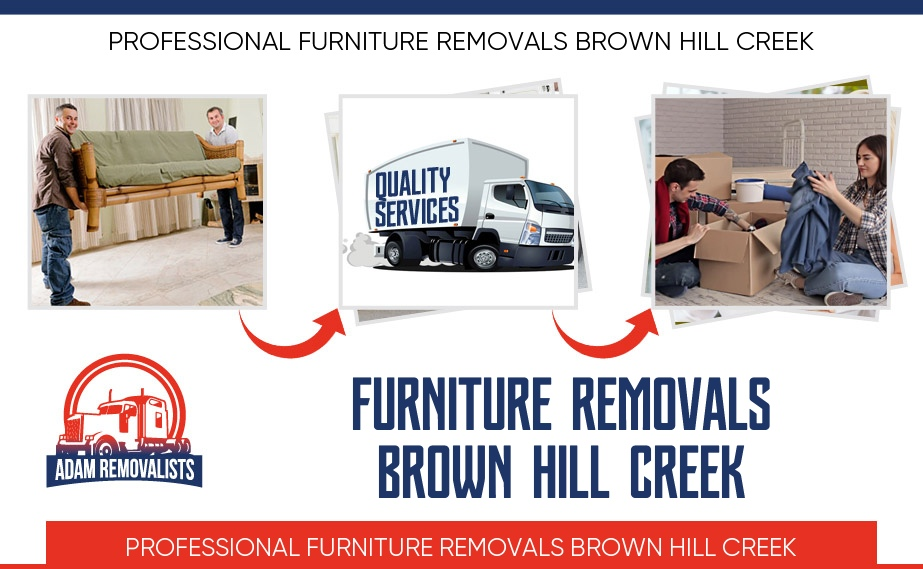 Furniture Removals Brown Hill Creek