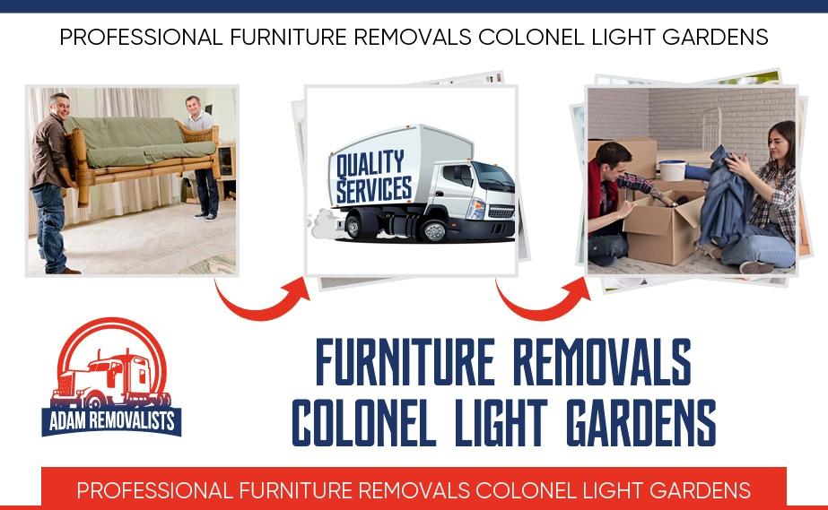 Furniture Removals Colonel Light Gardens
