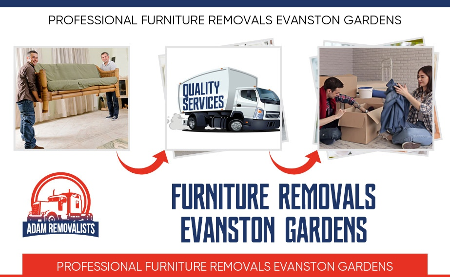 Furniture Removals Evanston Gardens