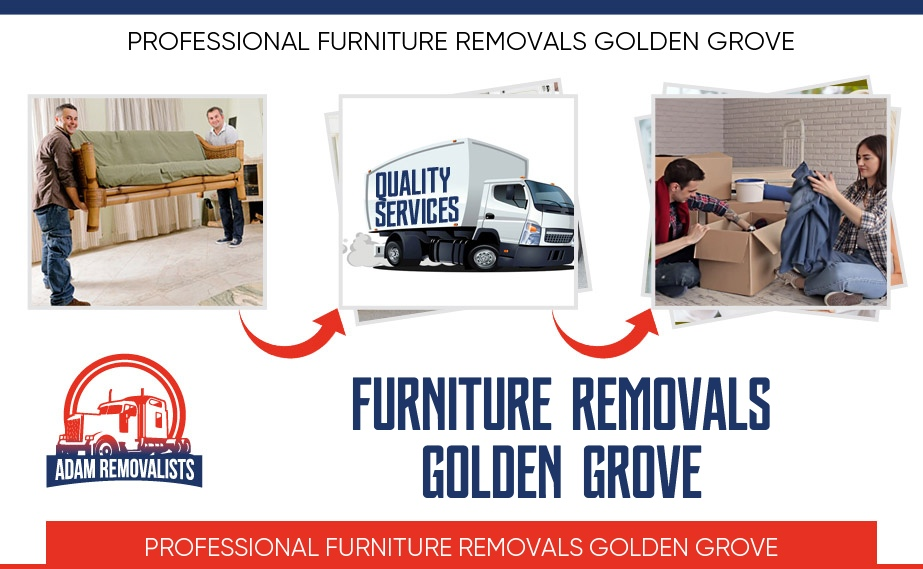 Furniture Removals Golden Grove