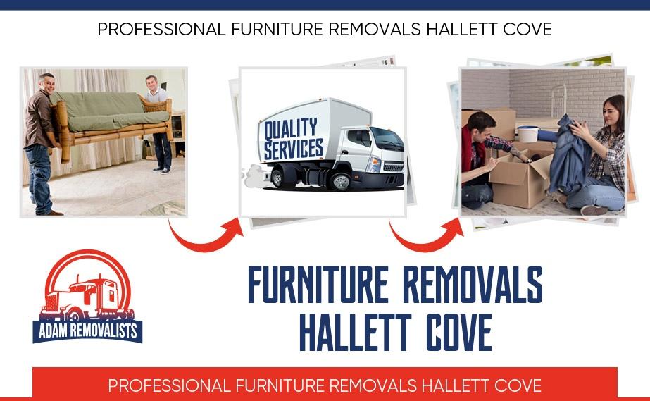Furniture Removals Hallett Cove