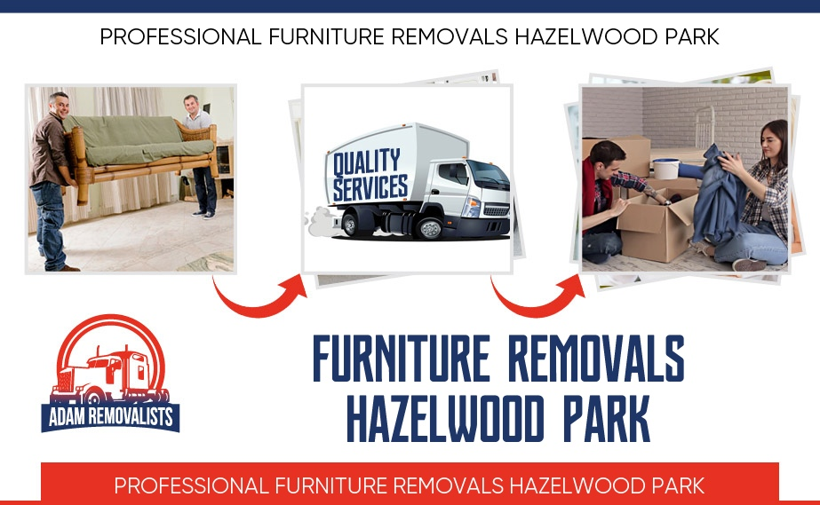 Furniture Removals Hazelwood Park