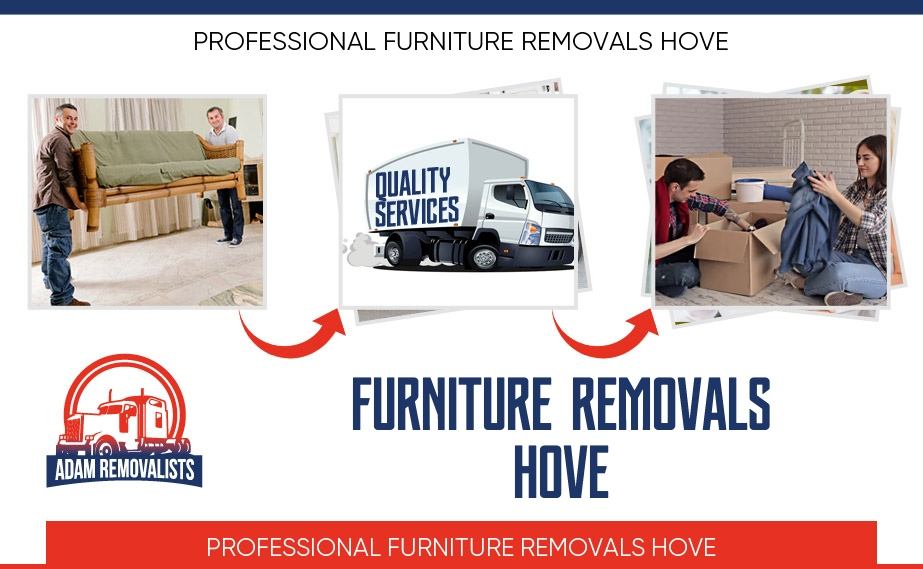 Furniture Removals Hove