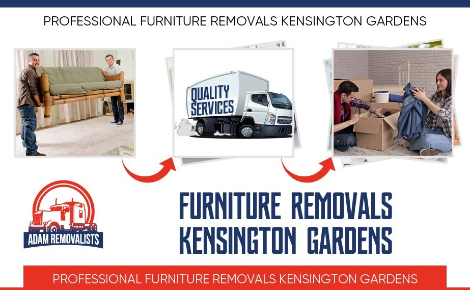 Furniture Removals Kensington Gardens