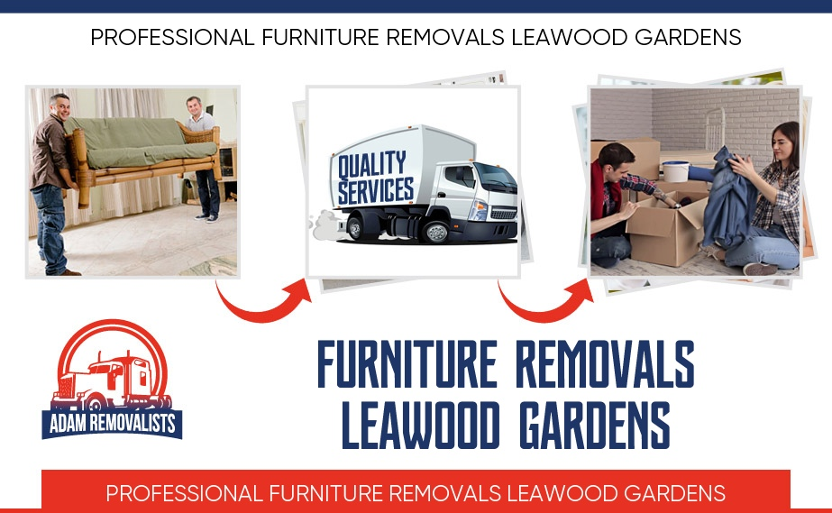 Furniture Removals Leawood Gardens