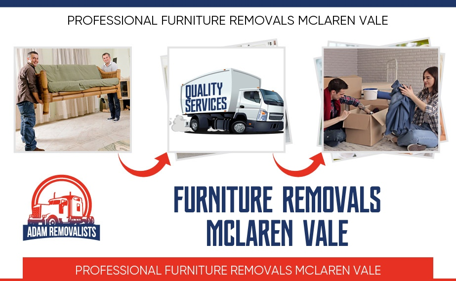 Furniture Removals McLaren Vale