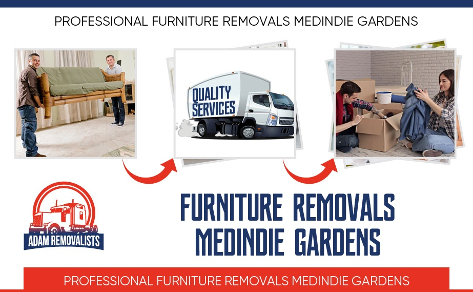 Furniture Removals Medindie Gardens
