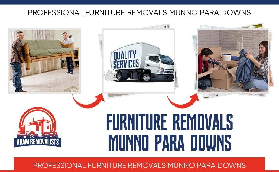Furniture Removals Munno Para Downs