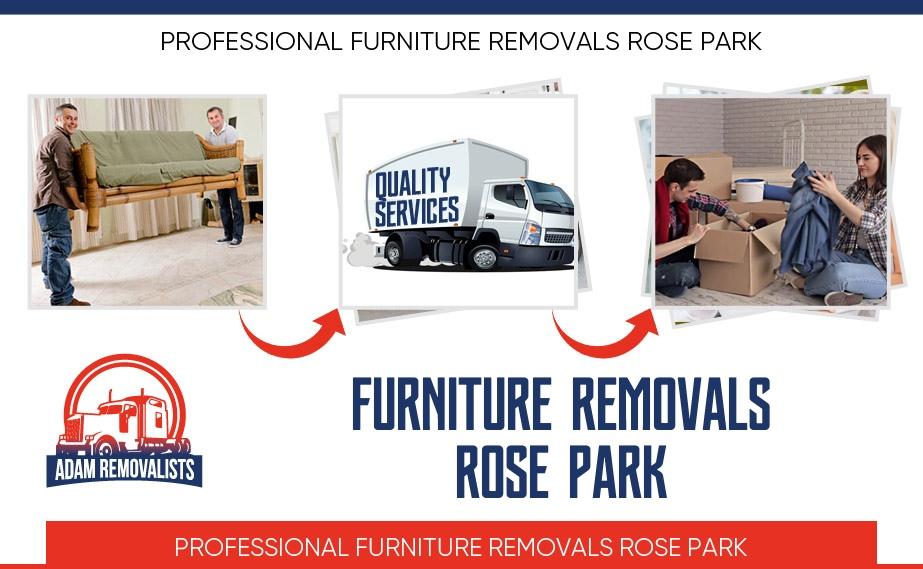 Furniture Removals Rose Park
