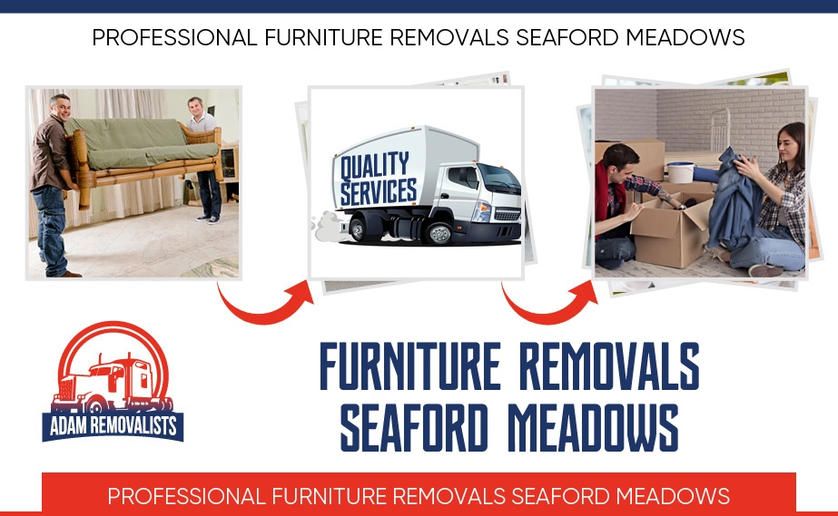 Furniture Removals Seaford Meadows