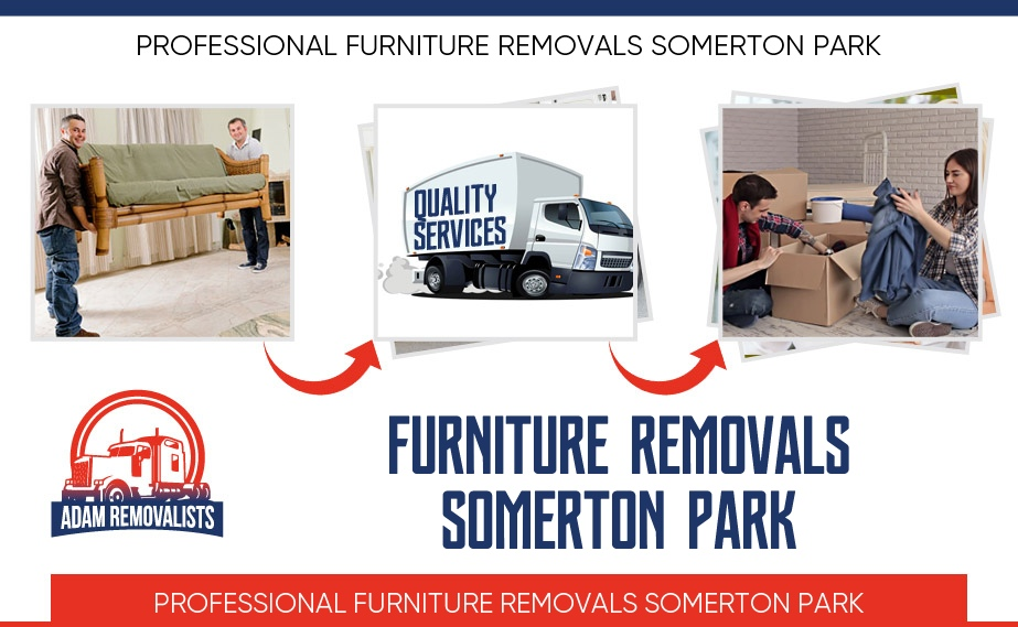 Furniture Removals Somerton Park