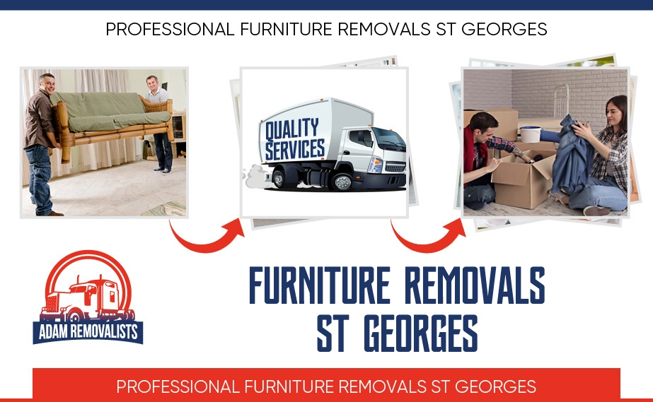 Furniture Removals St Georges