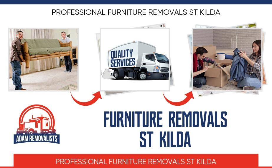 Furniture Removals St Kilda