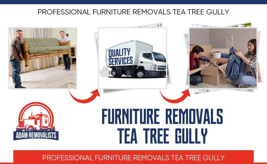 Furniture Removals Tea Tree Gully