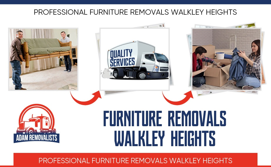 Furniture Removals Walkley Heights