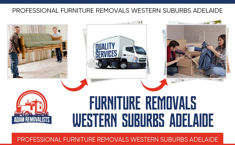 Furniture Removals Western Suburbs Adelaide