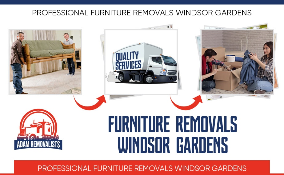 Furniture Removals Windsor Gardens