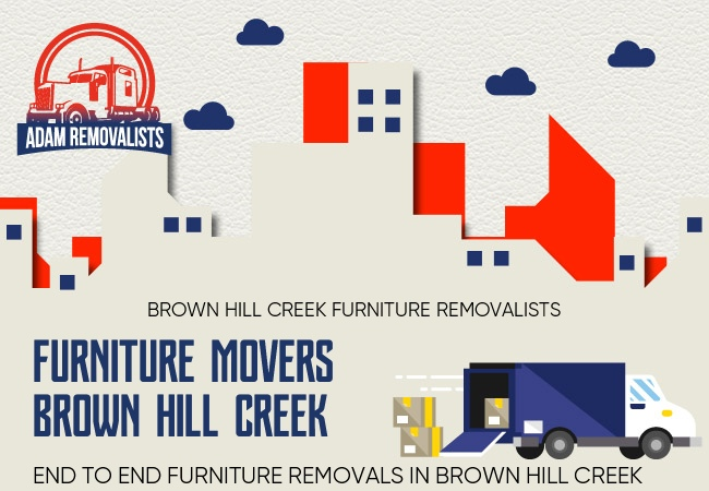 Furniture Movers Brown Hill Creek