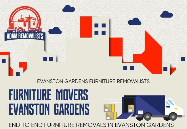 Furniture Movers Evanston Gardens