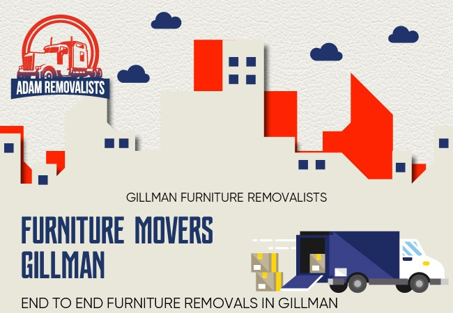 Furniture Movers Gillman