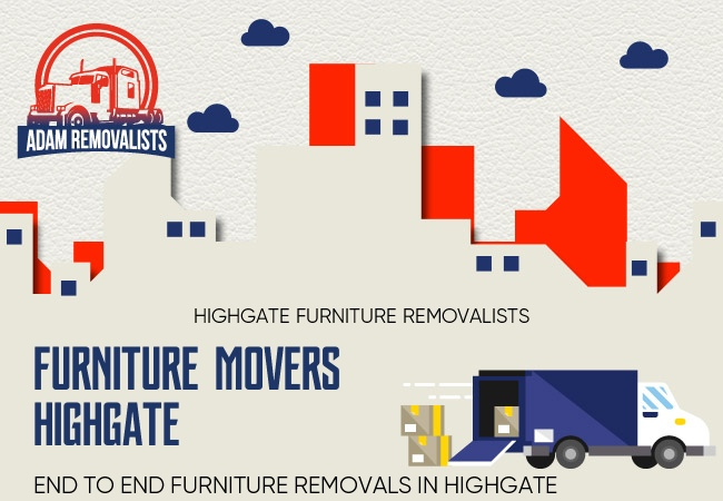 Furniture Movers Highgate