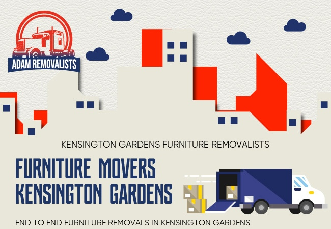 Furniture Movers Kensington Gardens