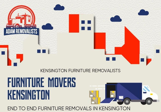 Furniture Movers Kensington