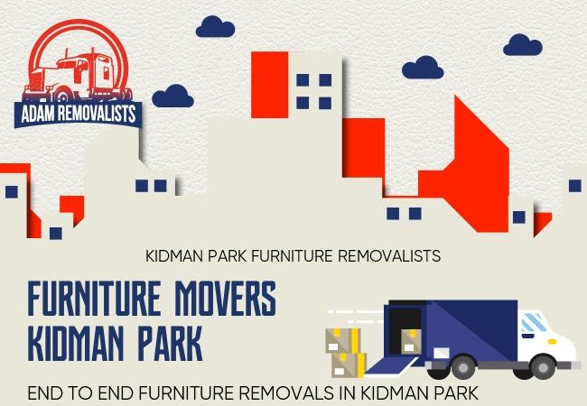 Furniture Movers Kidman Park
