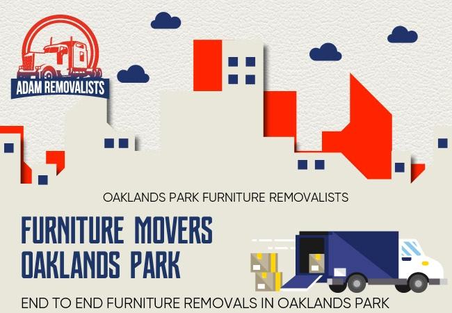 Furniture Movers Oaklands Park