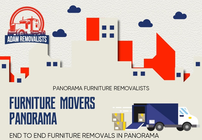 Furniture Movers Panorama