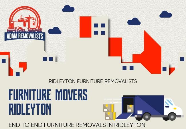 Furniture Movers Ridleyton