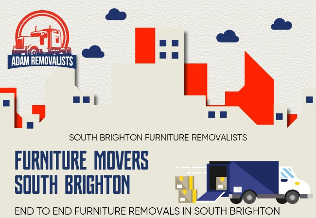 Furniture Movers South Brighton