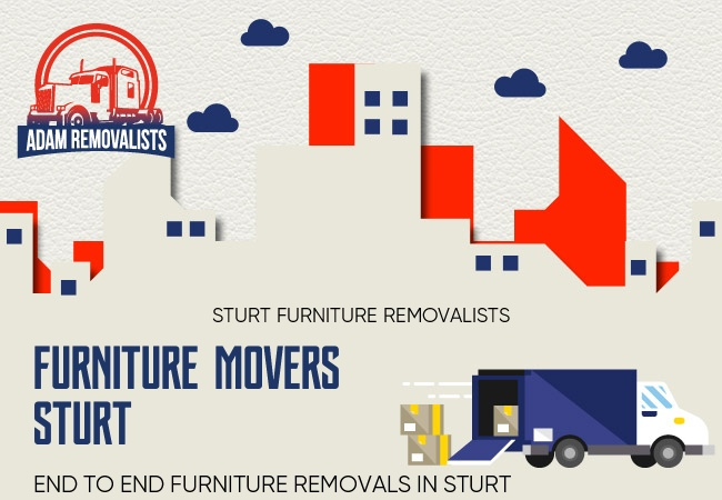 Furniture Movers Sturt