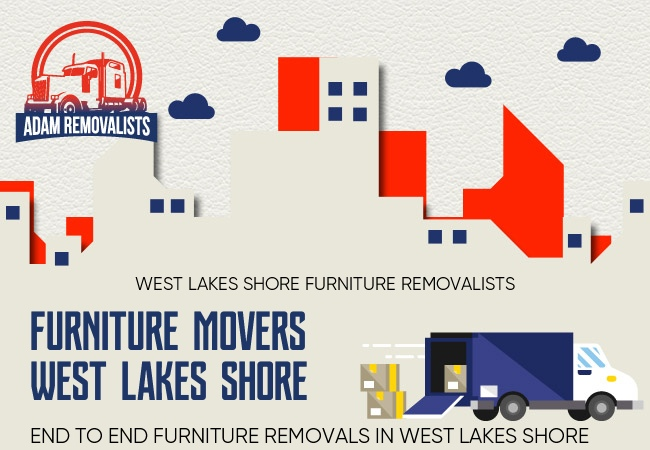 Furniture Movers West Lakes Shore