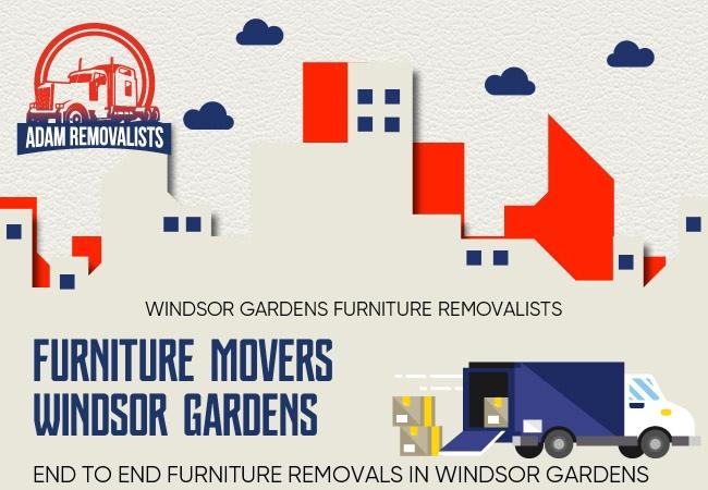 Furniture Movers Windsor Gardens