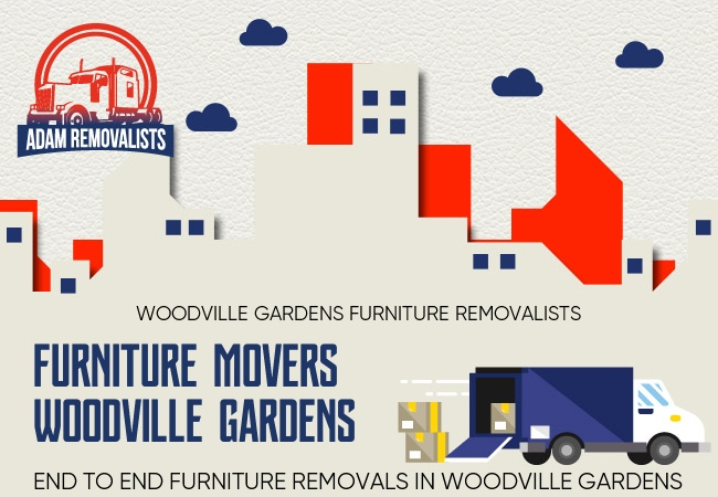 Furniture Movers Woodville Gardens