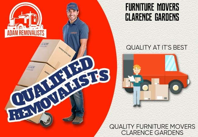 Furniture Movers Clarence Gardens