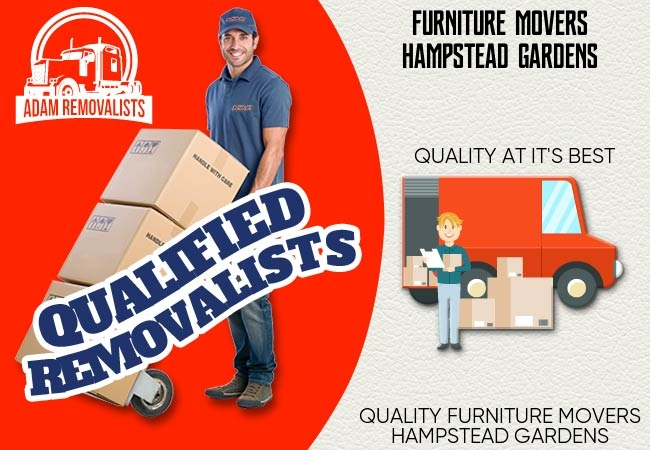 Furniture Movers Hampstead Gardens