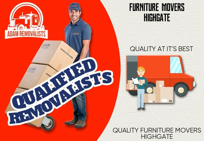 Furniture Movers Highgate